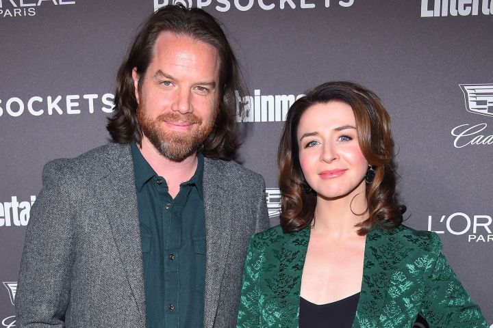 Caterina Scorsone and Rob Giles - AFF-USA/Shutterstock