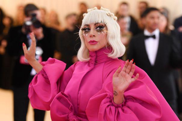 10. Lady Gaga