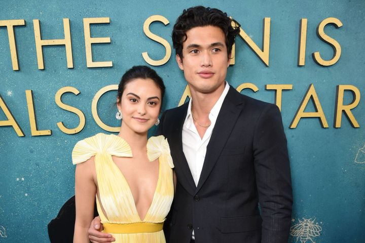 Camila Mendes and Charles Melton - Stewart Cook/Shutterstock