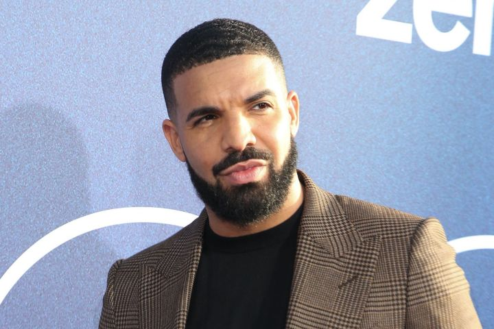 Drake. Photo: MediaPunch/Shutterstock
