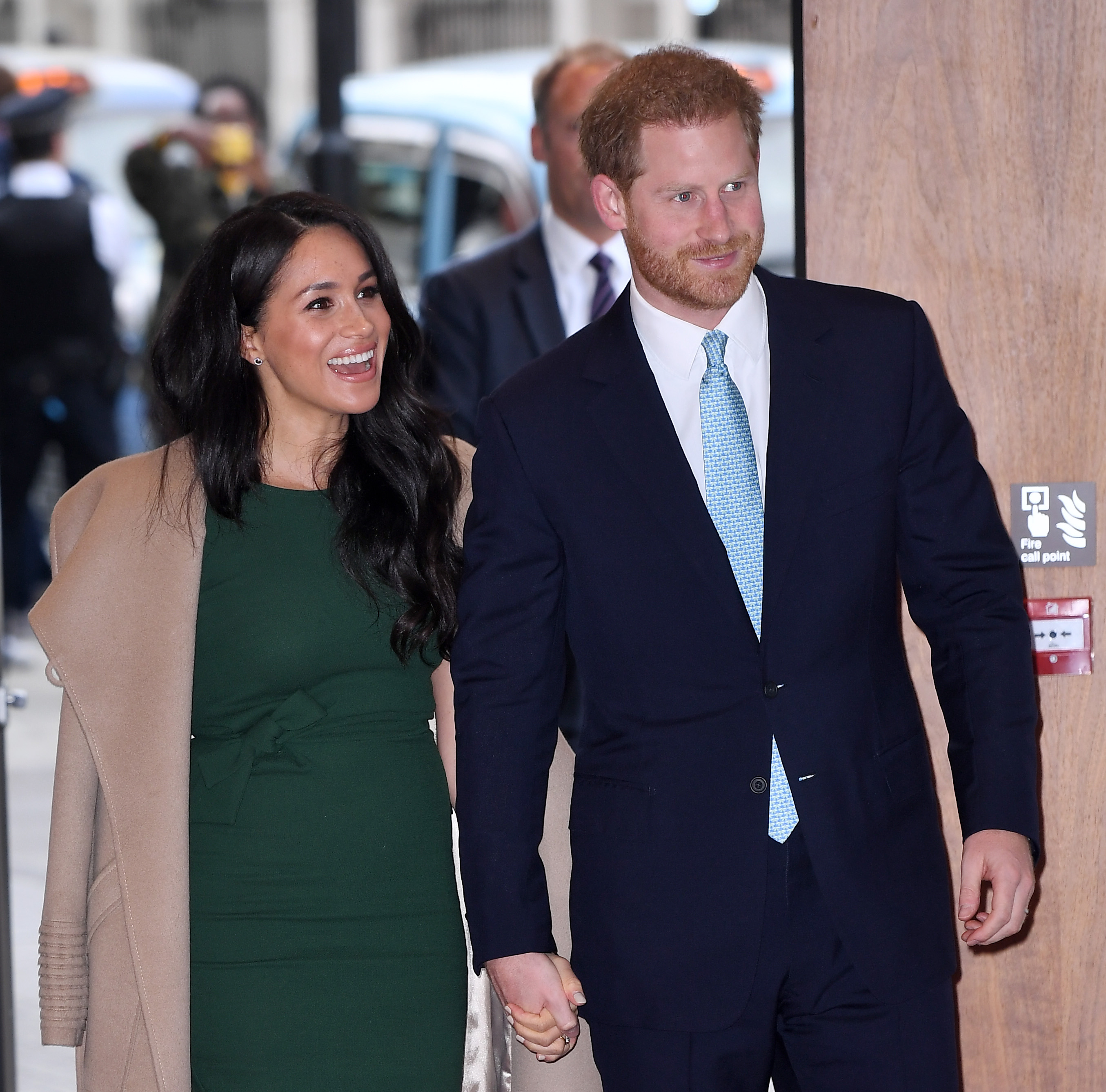 Prince Harry And Duchess Meghan Are In Canada For Christmas