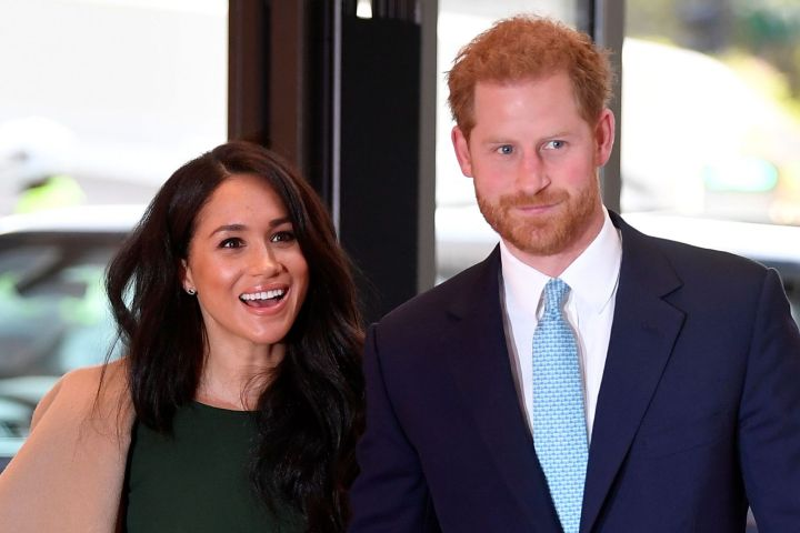 Meghan Markle and Prince Harry. Photo: Shutterstock