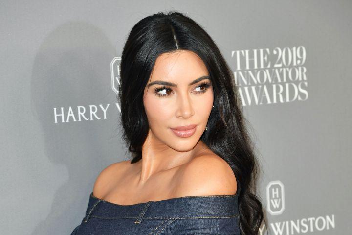Kim Kardashian. Photo: Stephen Lovekin/Shutterstock
