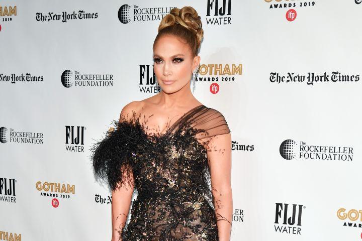 Jennifer Lopez. Photo: Andrew H. Walker/Shutterstock
