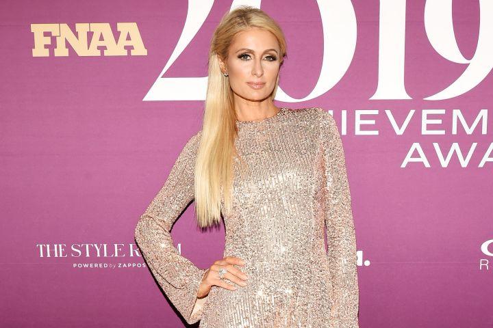 Paris Hilton - Andrew H. Walker/Footwear News/Shutterstock