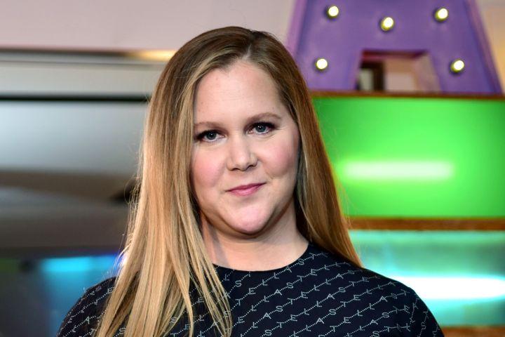 Amy Schumer - Aurora Rose/WWD/Shutterstock