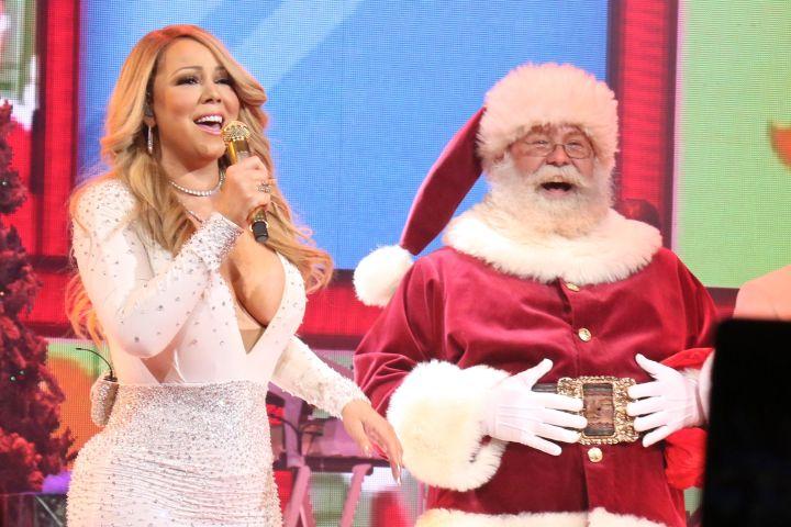 Mariah Carey -  Gregory Pace/Shutterstock