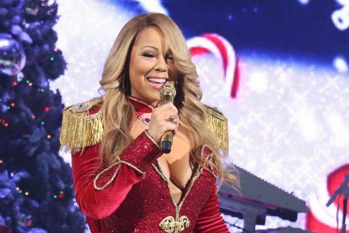 Mariah Carey. Photo: Gregory Pace/Shutterstock