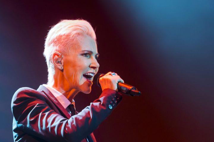 Marie Fredriksson. Photo: Balazs Mohai/EPA/Shutterstock
