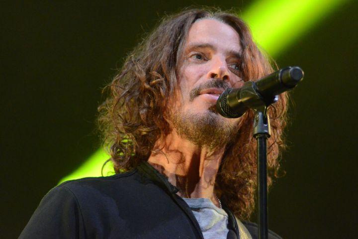 Chris Cornell. Photo: Ricky Bassman/CSM/Shutterstock