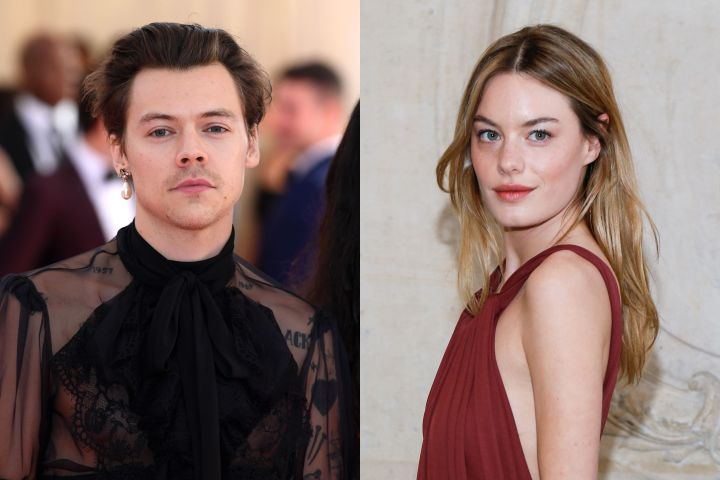 Harry Styles ex-girlfriend features on new track Cherry