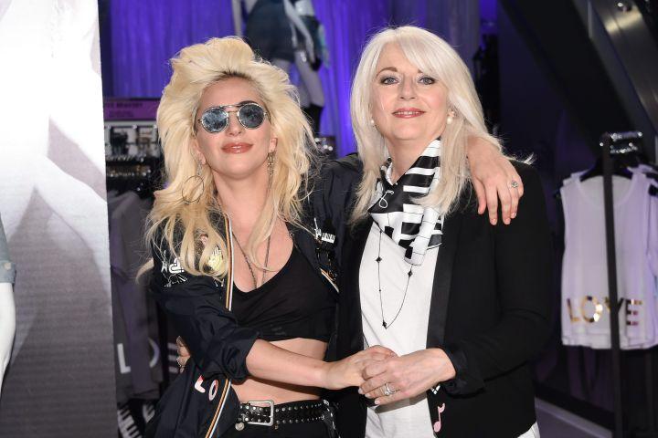 Lady Gaga, Cynthia Germanotta. Photo by Evan Agostini/Invision/AP