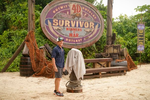 'Survivor: WInners at War'  - Season Premiere