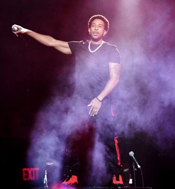 Ludacris Performs Live
