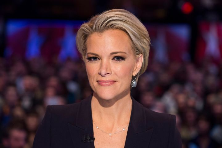 Megyn Kelly. Photo: EPA/JIM LO SCALZO