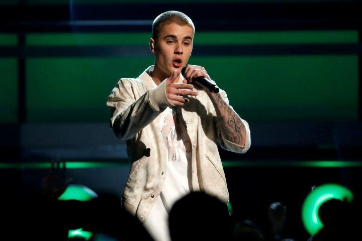 Justin Bieber. Photo: REUTERS/Mario Anzuoni/File Photo