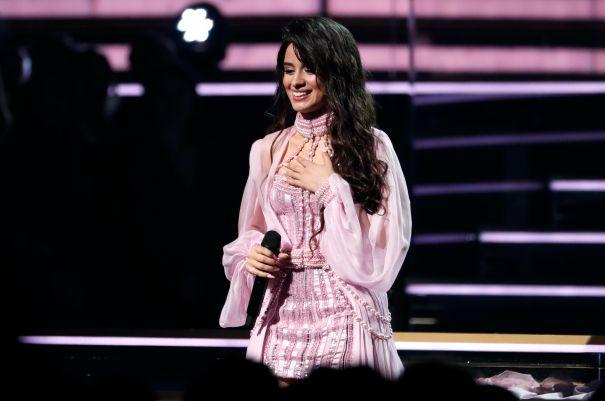 Camila Cabello Brings The Tears