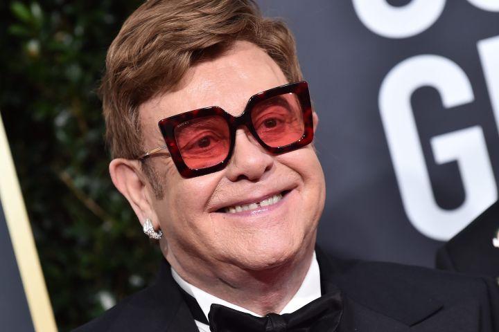 Elton John. Photo: CP Images