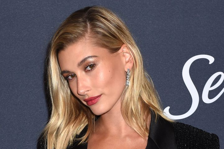 Hailey Bieber. Photo: CP Images
