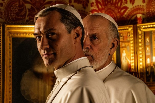 'The New Pope' - series premiere
