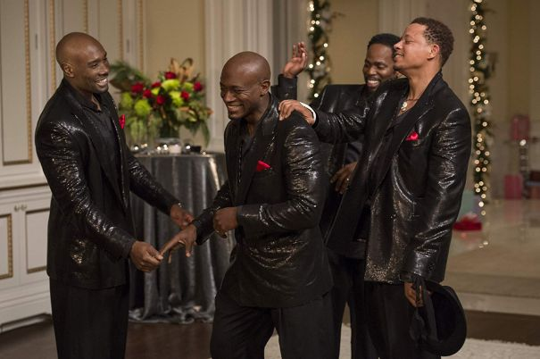 'The Best Man Holiday'