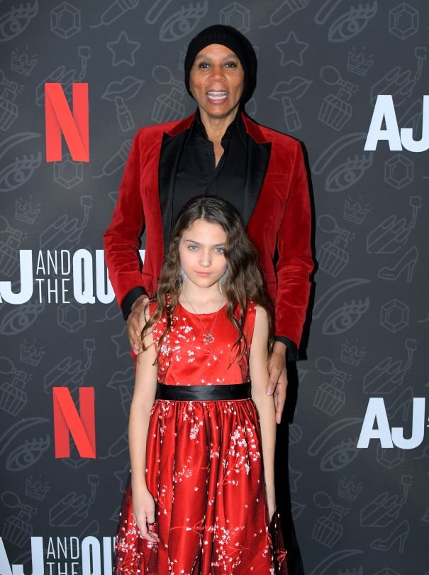 'AJ and the Queen'