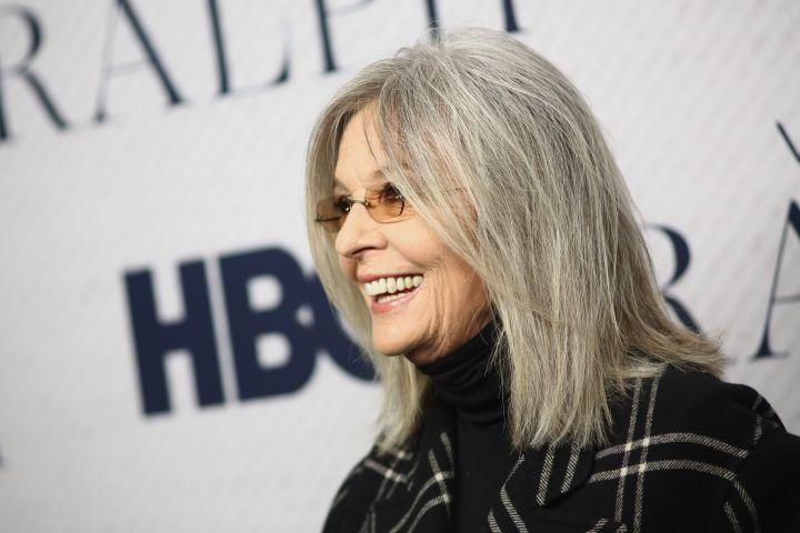 Diane Keaton. Photo: Tommaso Boddi/Getty Images