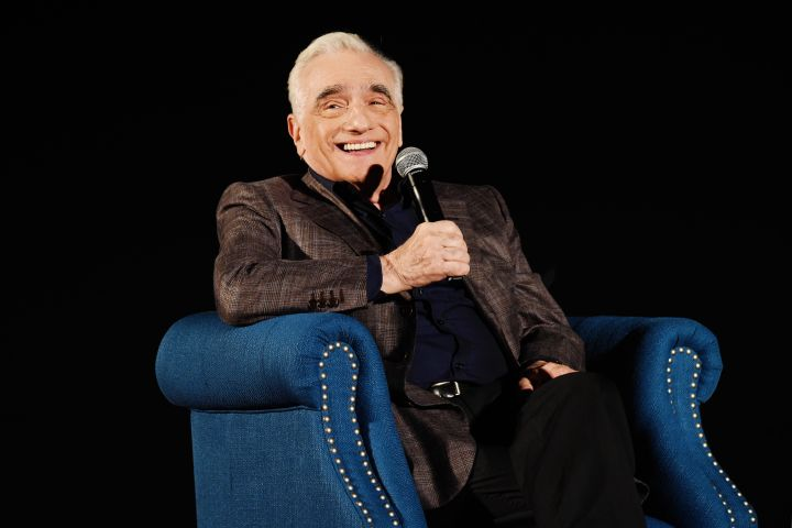 Martin Scorsese - Getty Images