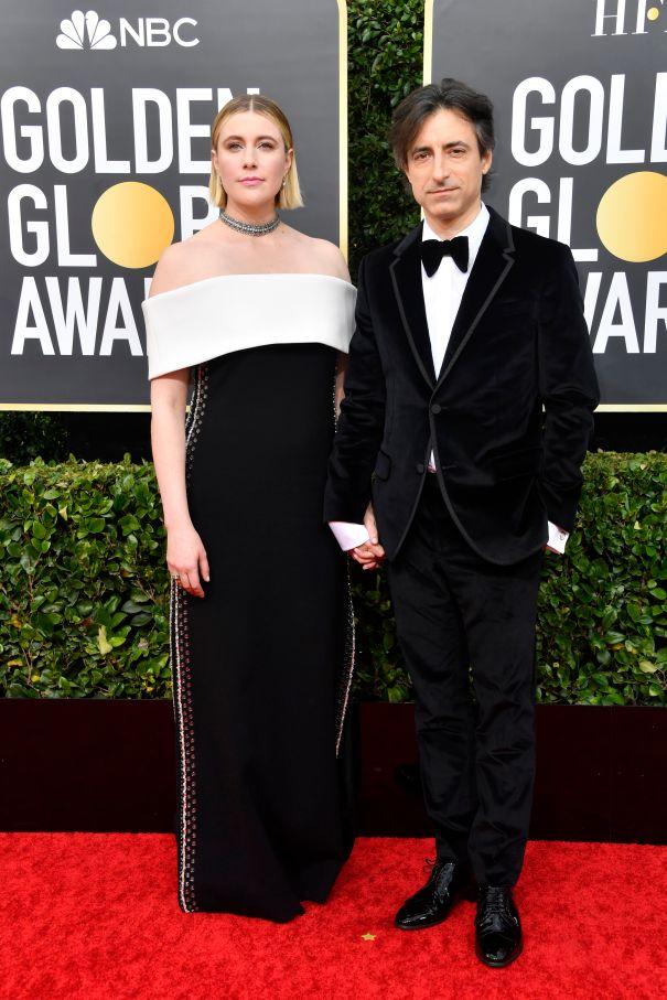 Snub: Greta Gerwig And Noah Baumbach