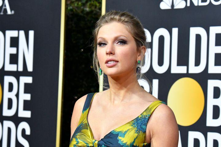 Taylor Swift. Photo: Frazer Harrison/Getty Images