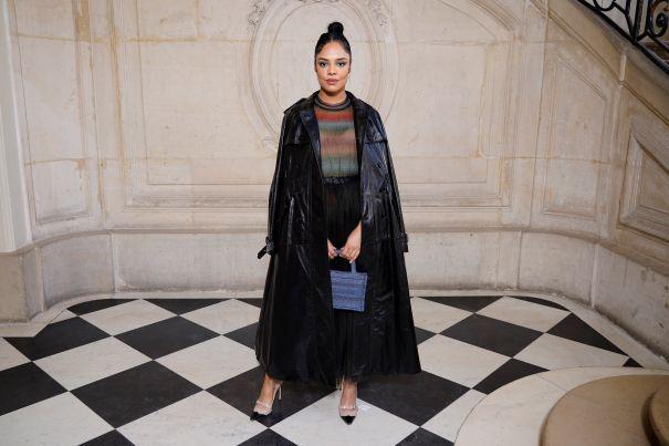 Fashion Forward Tessa Thompson