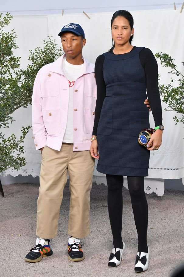 Pharrell Williams Is Casual Cool