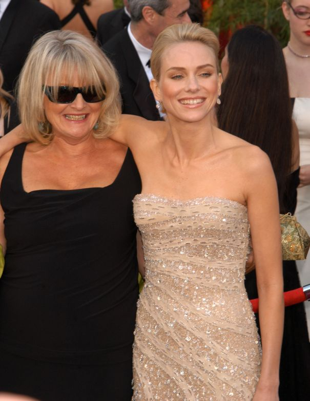 Naomi Watts And Myfanwy Edwards Roberts