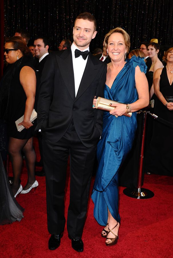 Justin Timberlake And Lynn Bomar Harless
