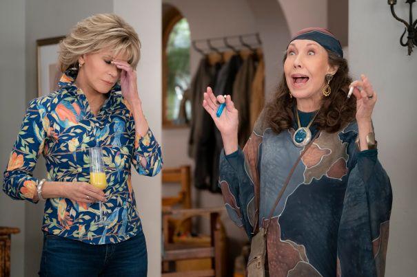 'Grace and Frankie' - Season Premiere