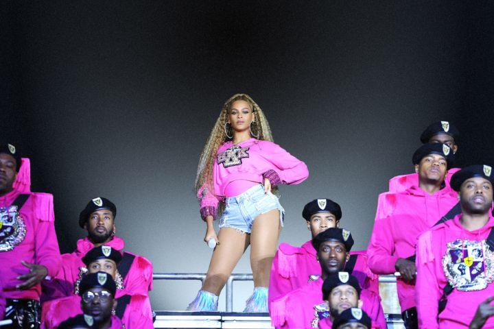 Beyonce. Photo: Netflix