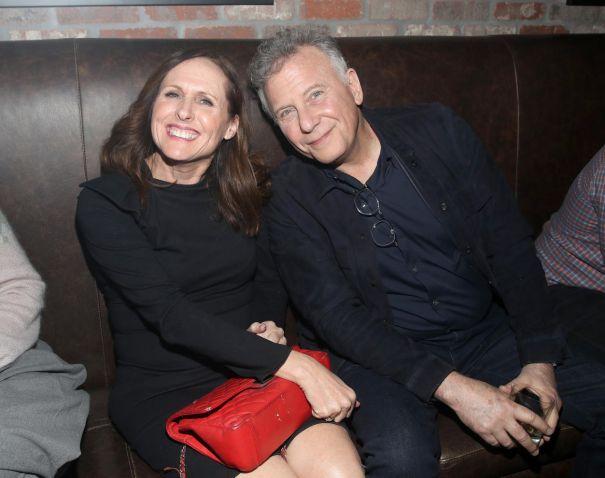 Molly Shannon And Paul Reiser
