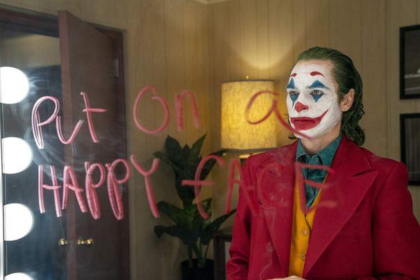 Surprise: 'Joker'