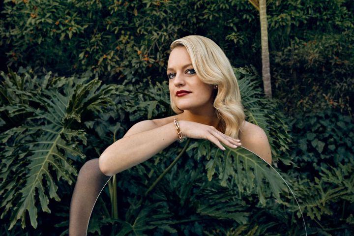 Elisabeth Moss. Photo: Yulia Gorbachenko for Harper's Bazaar