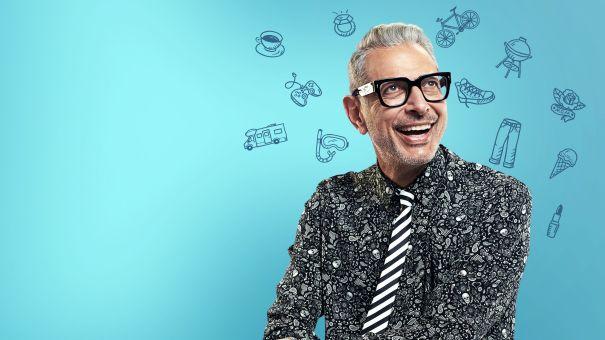 Renewed: 'The World According to Jeff Goldblum'