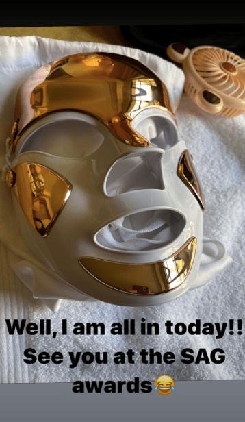 Next Level Face Mask