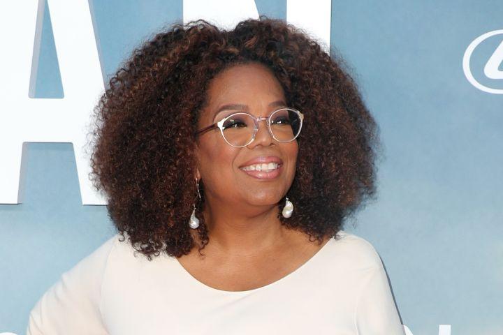 Oprah Winfrey. Photo: Chelsea Lauren/Variety/Shutterstock