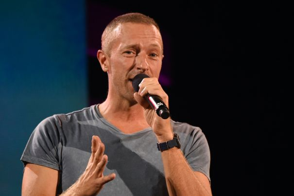 Chris Martin - March 2
