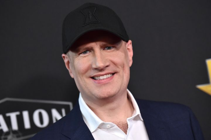 Kevin Feige. Photo: AFF-USA/Shutterstock