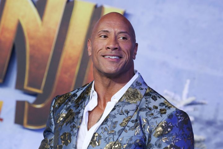 Dwayne Johnson. Photo by Matt Baron/Shutterstock