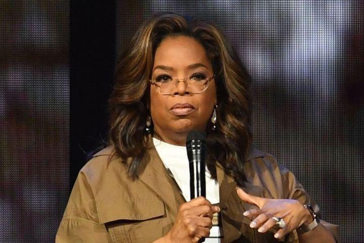 Oprah Winfrey - Larry Marano/Shutterstock