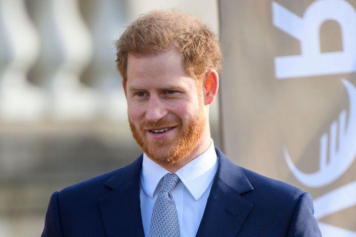 Prince Harry. Photo: Tim Rooke/Shutterstock