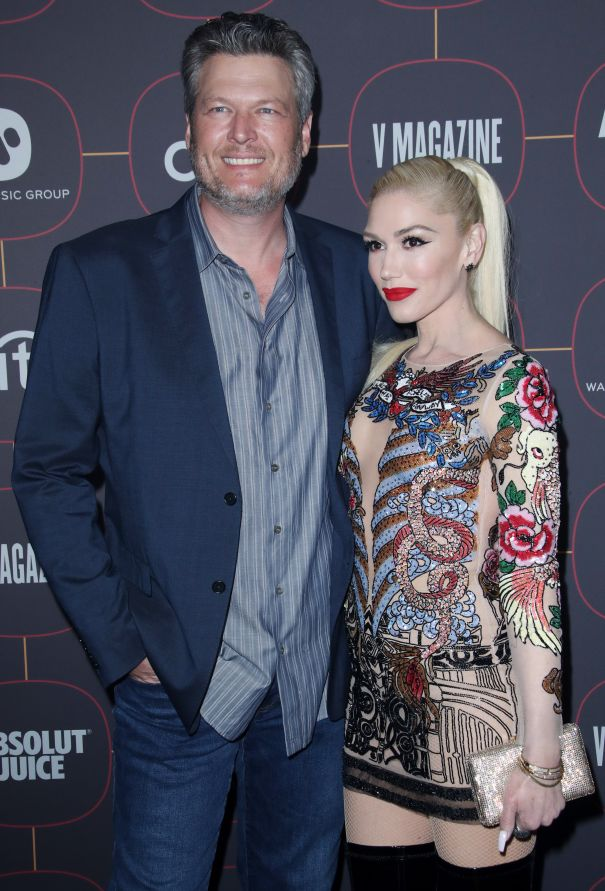 Gwen Stefani and Blake Shelton Are A Perfect Pair