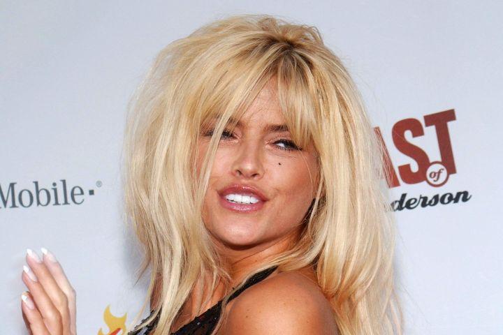 Anna Nicole Smith. Photo: Picture Perfect/Shutterstock
