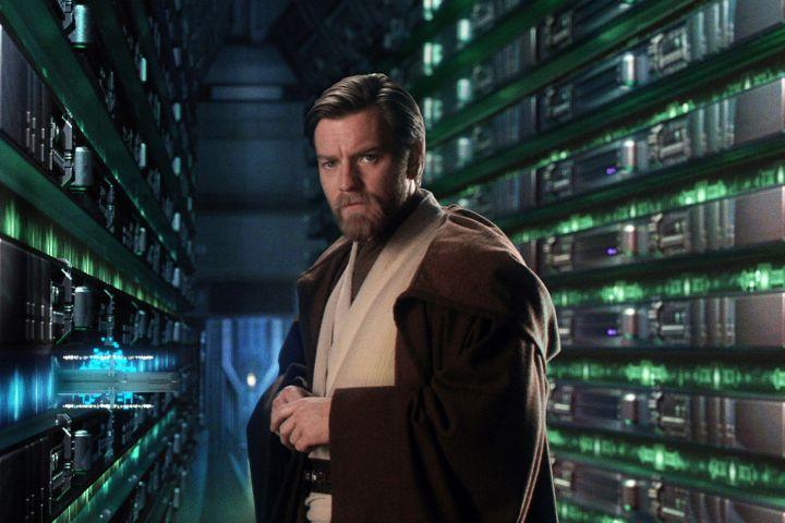 Ewan McGregor as Obi-Wan Kenobi - Lucasfilm/Fox/Kobal/Shutterstock